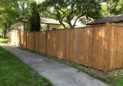 Alcatraz Fences & Decks Inc Wood Fence