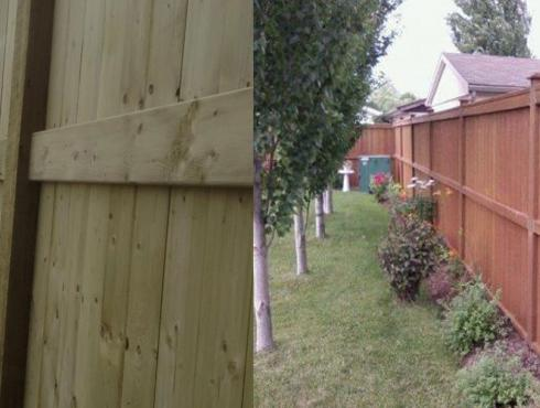 Alcatraz Fences & Decks Inc Specialty Fence